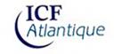 ICF ATLANTIQUE NANTES Logo